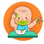 Trẻ mấy tháng tuổi ăn được hoa quả, trái cây?