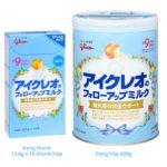 Cập nhật bảng giá sữa Glico xách tay của Nhật mới nhất 2017