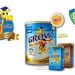 Các loại sữa bột trên thị trường việt nam cho trẻ sơ sinh& trẻ nhỏ