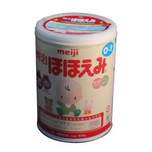 Sữa Meiji số 0 nhật bản