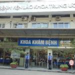 Lịch làm việc bệnh viện Lao phổi Trung ương