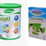 Sữa bột Vinamilk cho người lớn gồm có những loại nào?