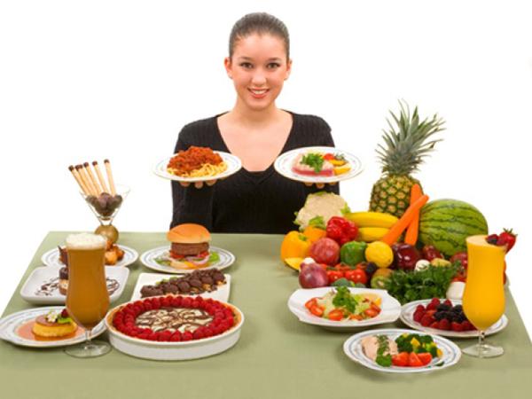 dinh dưỡng, mang thai