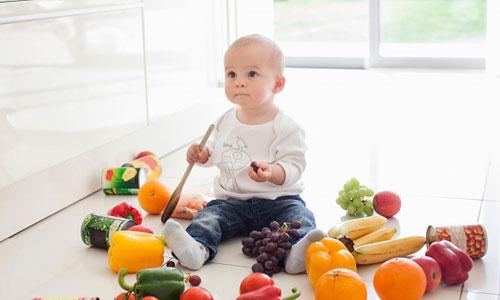 dinh dưỡng, bé trai, 12 tháng tuổi