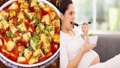 Khi mẹ bầu thích ăn cay thai nhi phản ứng như thế nào?